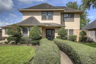 Pasadena Single Family Home For Sale: 4726 Kipper Circle