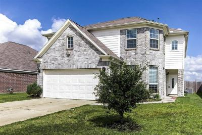 Katy Single Family Home For Sale: 3303 Quarry Place Lane