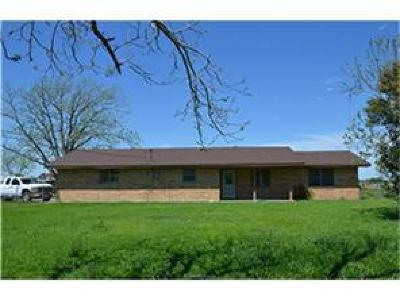 Round Top Single Family Home For Sale: 3604 Hwy 237