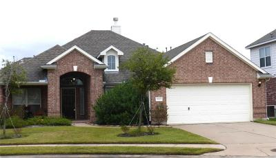 Tomball, Tomball North Rental For Rent: 9910 Diego Springs Drive