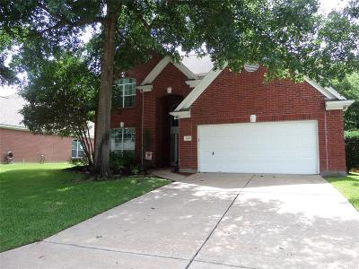 Houston Single Family Home For Sale: 13514 Anderson Woods Drive