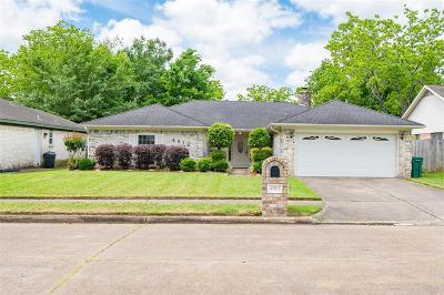 Pasadena Single Family Home For Sale: 4510 Arapajo Street