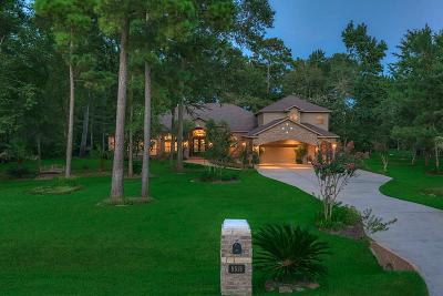 Single Family Home For Sale: 9519 Clubhouse Circle