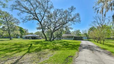 Sweeny Single Family Home For Sale: 6379 County Road 3
