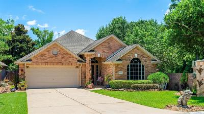 Willis Single Family Home For Sale: 10450 Parkside Dr