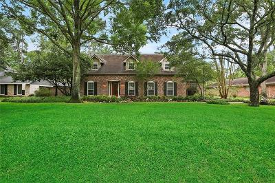 Hedwig Village Single Family Home For Sale: 11731 Woodsage Drive