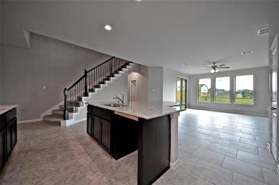 Fort Bend County Condo/Townhouse For Sale: 3412 Orchard Bridge Lane