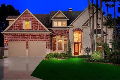 The Woodlands TX Single Family Home For Sale: $569,000