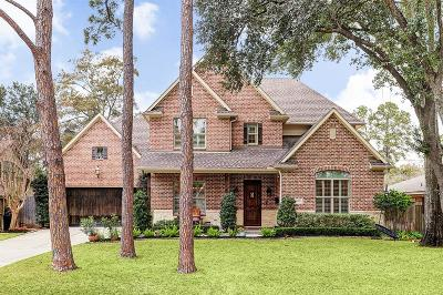 Houston Single Family Home For Sale: 14022 Queensbury Lane
