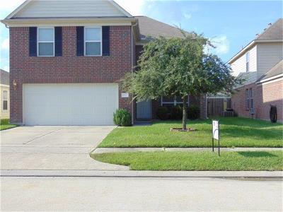 Humble Single Family Home For Sale: 7227 Fox Scene Drive