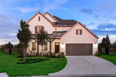 Tomball Single Family Home For Sale: 94 Elander Blossom