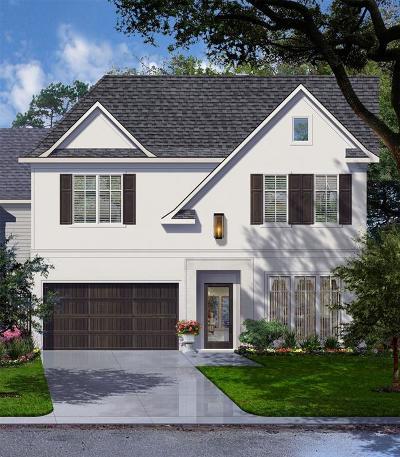 Houston Single Family Home For Sale: 1510 Johanna Dr