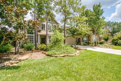 The Woodlands Single Family Home For Sale: 70 E Sundance Circle
