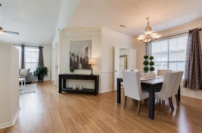 Sugar Land Single Family Home For Sale: 502 High Meadows Drive