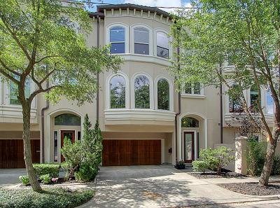 Houston Single Family Home For Sale: 1813 Indiana Street