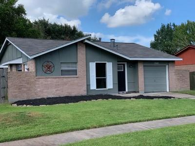 League City Single Family Home For Sale: 2540 Knoxville Drive