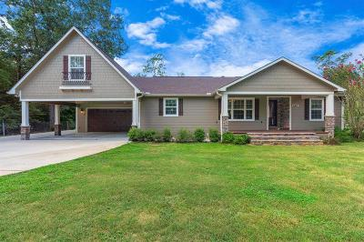 Single Family Home For Sale: 147 Cr 638 Road