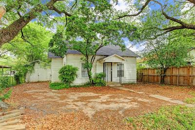Tomball Single Family Home For Sale: 502 Malone Street