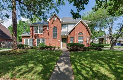 Missouri City Single Family Home For Sale: 2919 Calender Lake Drive