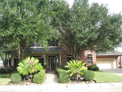Sugar Land Single Family Home For Sale: 3514 Orchard Mews