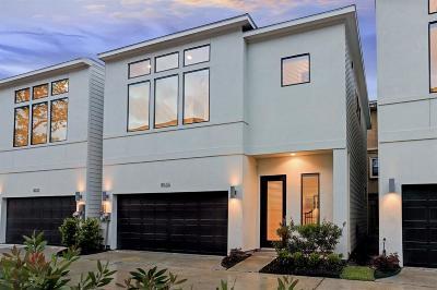 Houston Single Family Home For Sale: 8526 David Street