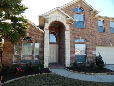 Tomball Single Family Home For Sale: 22935 Cove Timbers Court