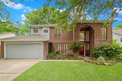 Spring Single Family Home For Sale: 2619 Knollbrook Lane