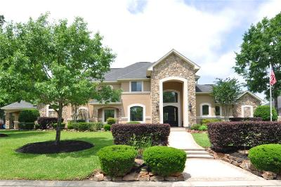 Kingwood Single Family Home For Sale: 5910 Blackstone Creek Lane