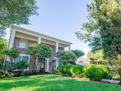 Katy Single Family Home For Sale: 21523 Park York Drive