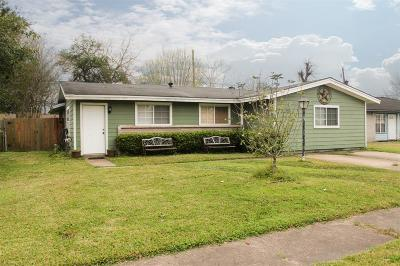 Pasadena Single Family Home For Sale: 3708 Ramsey Drive