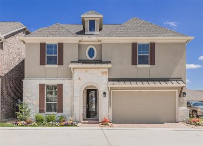Katy Single Family Home For Sale: 715 Vista Haven Lane