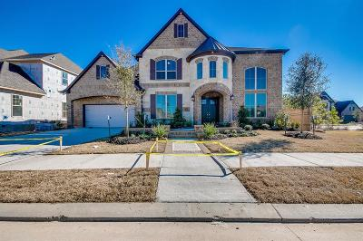 Cypress TX Single Family Home For Sale: $599,604