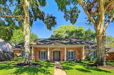 Houston Single Family Home For Sale: 5350 Dumfries Drive