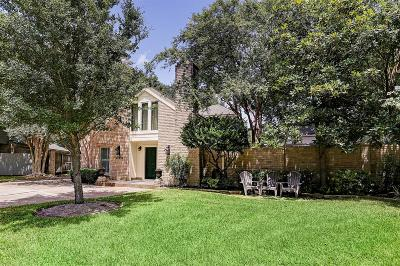 Houston Single Family Home For Sale: 10222 Piping Rock Lane