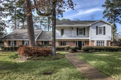 Houston Single Family Home For Sale: 6310 Mid Pines Drive