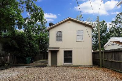 Harris County Rental For Rent: 236 W 23rd Street
