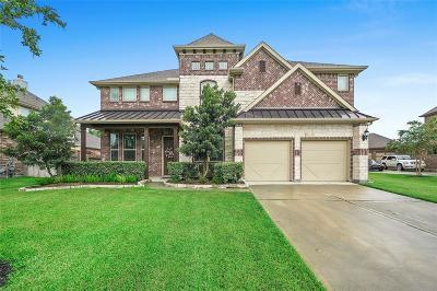 League City Single Family Home For Sale: 2932 Hawkins Creek Lane
