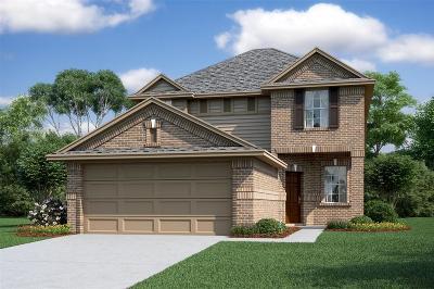 Houston Single Family Home For Sale: 14215 Rim Side Trail