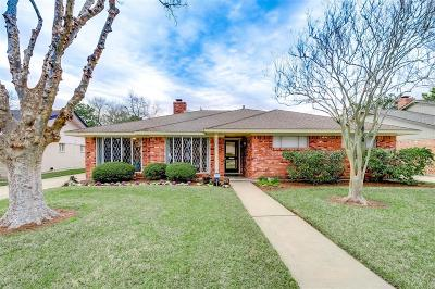 Houston Single Family Home For Sale: 5530 Wigton Drive