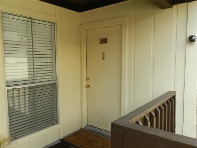 Houston TX Condo/Townhouse For Sale: $77,000