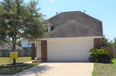 Cypress Single Family Home For Sale: 19015 Yellow Thrush Drive