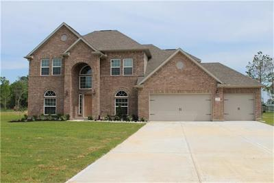 Baytown Single Family Home For Sale: 15306 Icet Creek