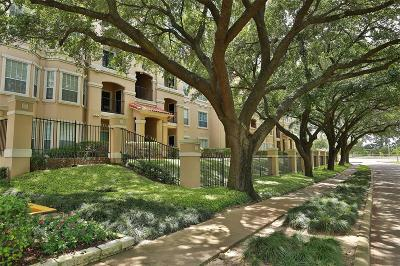 Houston Condo/Townhouse For Sale: 3231 Allen Parkway #3106