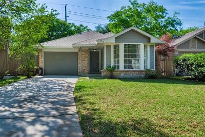 Houston Single Family Home For Sale: 11155 Thunderhaven Drive