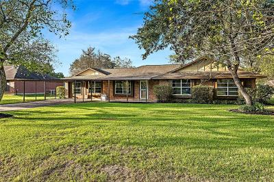 Friendswood Single Family Home For Sale: 114 Estate Drive