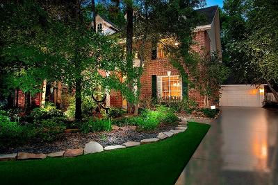 The Woodlands Single Family Home For Sale: 82 Treescape Circle