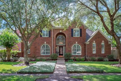Dickinson, Friendswood Single Family Home For Sale: 1109 Bob White Drive