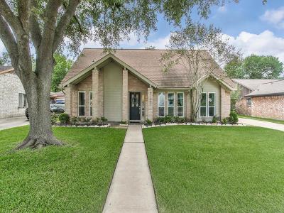 Katy Single Family Home For Sale: 21207 Park Villa Drive