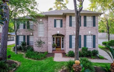 Single Family Home For Sale: 74 W Sandalbranch Circle