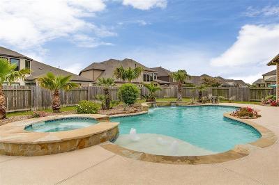 Katy Single Family Home For Sale: 4319 Bandera Branch Lane